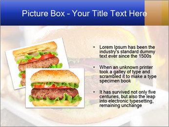Hamburger PowerPoint Templates - Slide 20