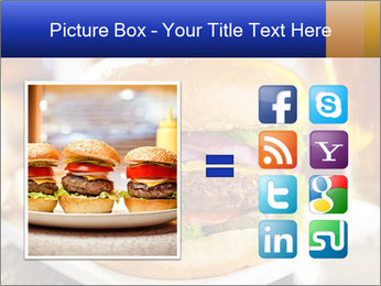 Hamburger PowerPoint Templates - Slide 21