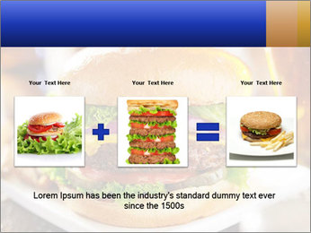 Hamburger PowerPoint Templates - Slide 22