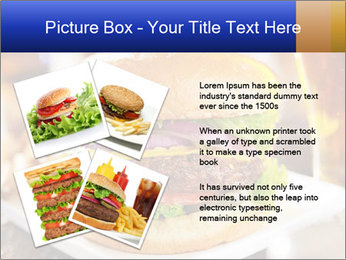 Hamburger PowerPoint Templates - Slide 23