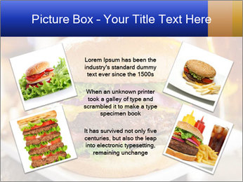Hamburger PowerPoint Templates - Slide 24