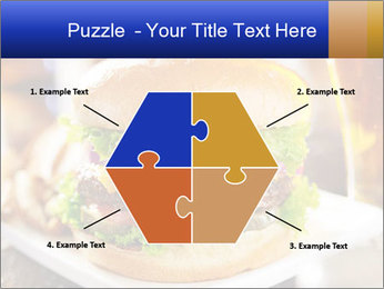 Hamburger PowerPoint Templates - Slide 40