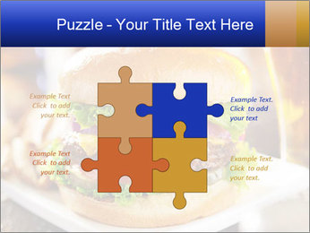 Hamburger PowerPoint Templates - Slide 43