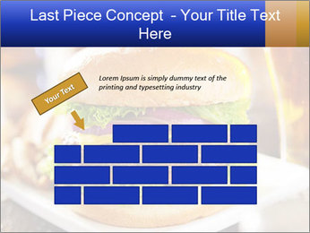 Hamburger PowerPoint Templates - Slide 46