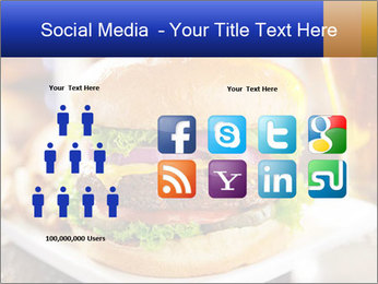Hamburger PowerPoint Templates - Slide 5