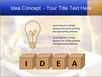 Hamburger PowerPoint Templates - Slide 80