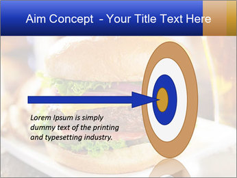 Hamburger PowerPoint Templates - Slide 83
