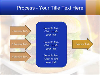 Hamburger PowerPoint Templates - Slide 85