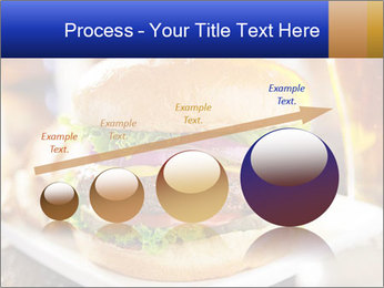 Hamburger PowerPoint Templates - Slide 87