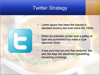Hamburger PowerPoint Templates - Slide 9