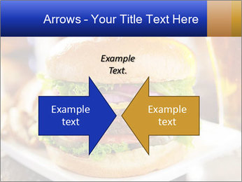Hamburger PowerPoint Templates - Slide 90
