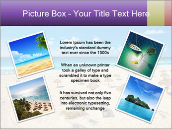 Beach panorama PowerPoint Templates - Slide 24