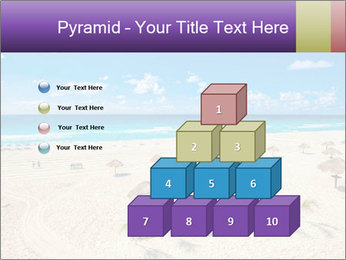 Beach panorama PowerPoint Templates - Slide 31