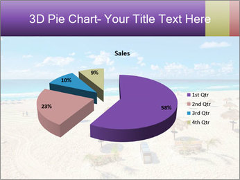 Beach panorama PowerPoint Templates - Slide 35