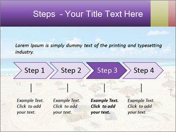 Beach panorama PowerPoint Templates - Slide 4