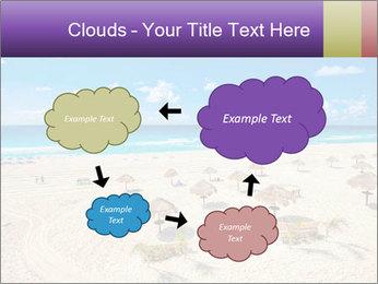 Beach panorama PowerPoint Templates - Slide 72