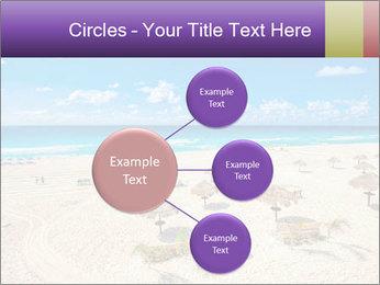 Beach panorama PowerPoint Templates - Slide 79