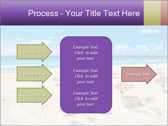 Beach panorama PowerPoint Templates - Slide 85