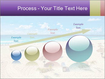 Beach panorama PowerPoint Templates - Slide 87