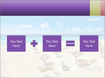 Beach panorama PowerPoint Templates - Slide 95