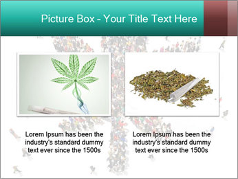 Medical marijuana PowerPoint Template - Slide 18