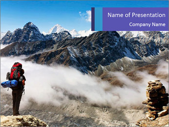 Nepal PowerPoint Template - Slide 1