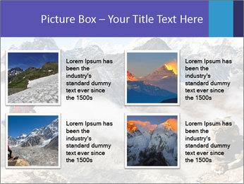 Nepal PowerPoint Template - Slide 14
