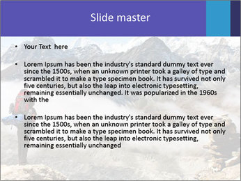 Nepal PowerPoint Template - Slide 2