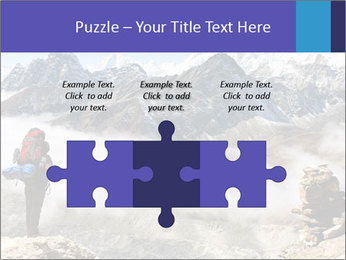 Nepal PowerPoint Template - Slide 42