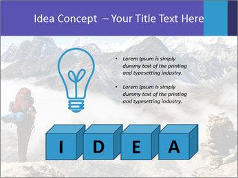 Nepal PowerPoint Template - Slide 80