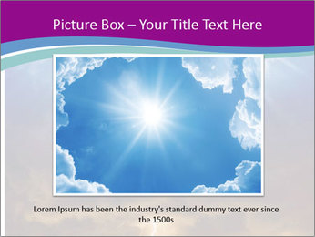 Jesus Christ PowerPoint Template - Slide 16
