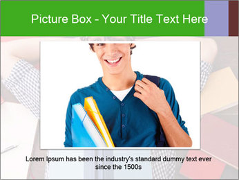 Reading PowerPoint Template - Slide 15