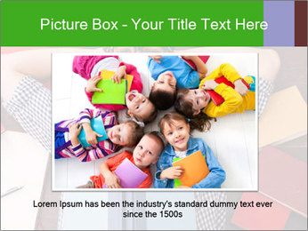 Reading PowerPoint Template - Slide 16