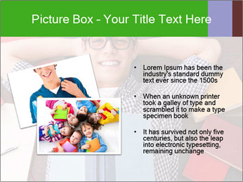 Reading PowerPoint Template - Slide 20