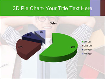 Reading PowerPoint Template - Slide 35