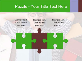 Reading PowerPoint Template - Slide 42