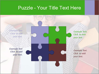 Reading PowerPoint Template - Slide 43