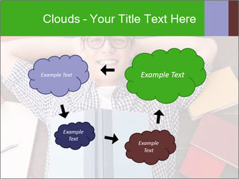 Reading PowerPoint Template - Slide 72