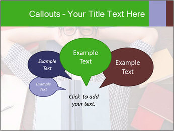 Reading PowerPoint Template - Slide 73
