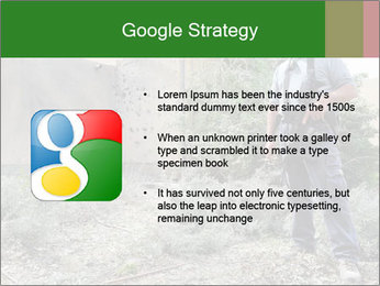 Disruption of daily life. PowerPoint Template - Slide 10