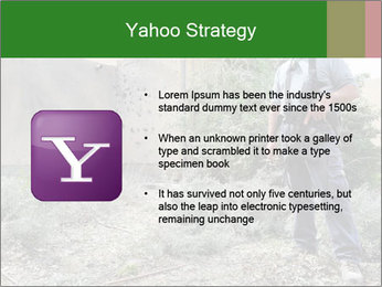 Disruption of daily life. PowerPoint Template - Slide 11