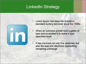 Disruption of daily life. PowerPoint Template - Slide 12