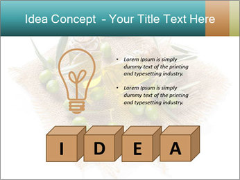 Two small bottles PowerPoint Templates - Slide 80
