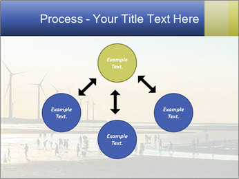 Sillouette of Wind PowerPoint Template - Slide 91