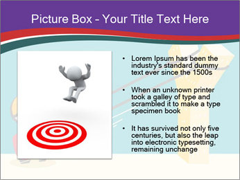 Business race PowerPoint Template - Slide 13