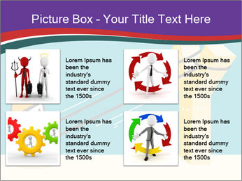 Business race PowerPoint Template - Slide 14