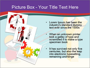 Business race PowerPoint Template - Slide 17