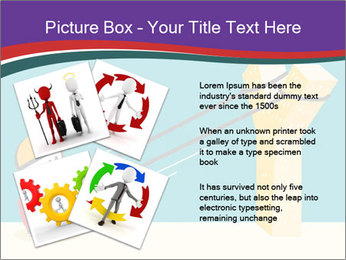 Business race PowerPoint Template - Slide 23