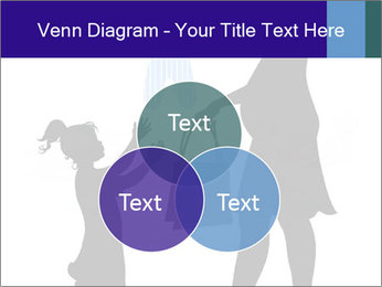 Vector pregnant woman PowerPoint Templates - Slide 33