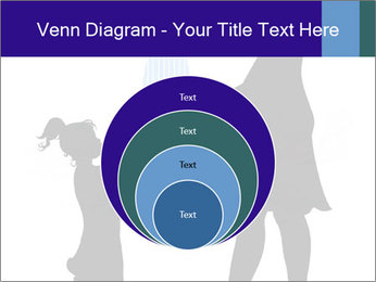 Vector pregnant woman PowerPoint Templates - Slide 34